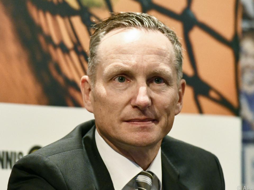 Werner Klausner könnte letzter ÖTV-Präsident gewesen sein
