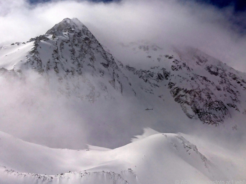 Wintersportlerin stürzte am Hohen Seblaskogel mehrere hundert Meter ab
