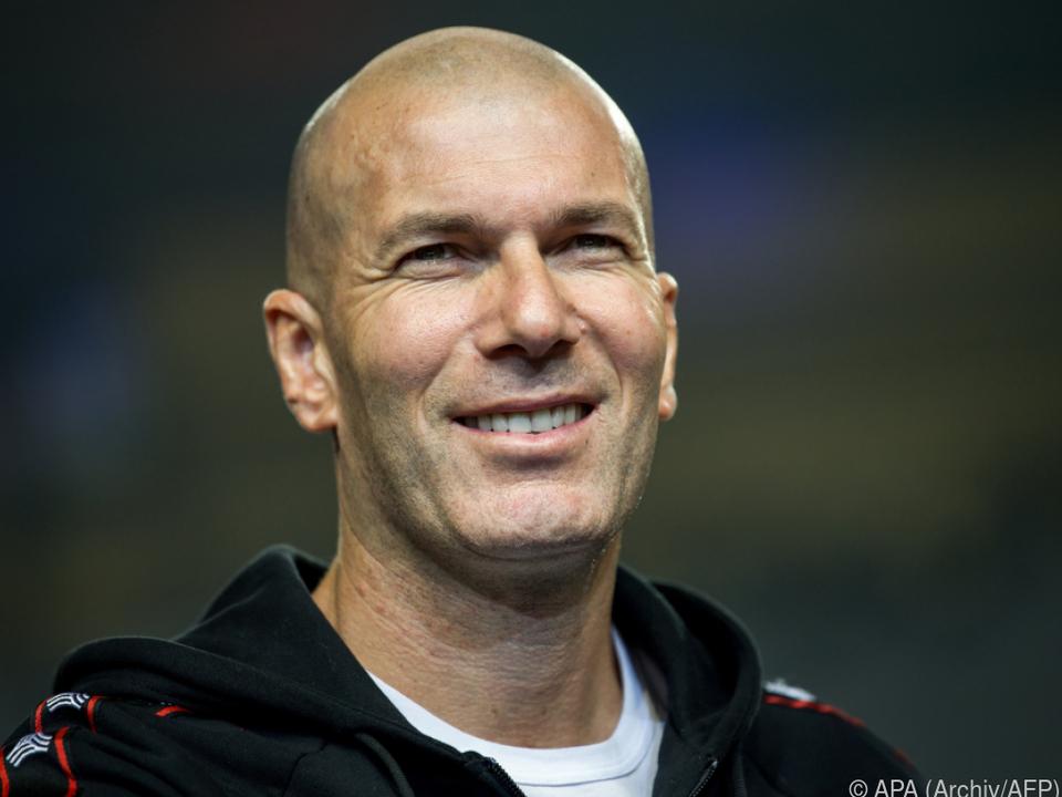 Zidane kehrt zu Real zurück