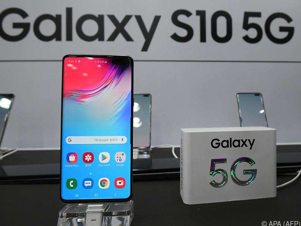 5G-Offensive geht weiter