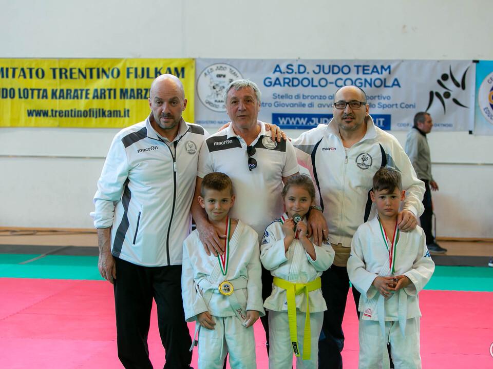 A.S.D. Judokwai Bolzano   25° Judo in Compagnia   Gardolo   23_24.03.2019