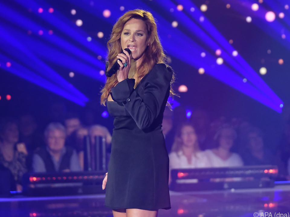 Andrea Berg feiert auf ihrem neuen Album \