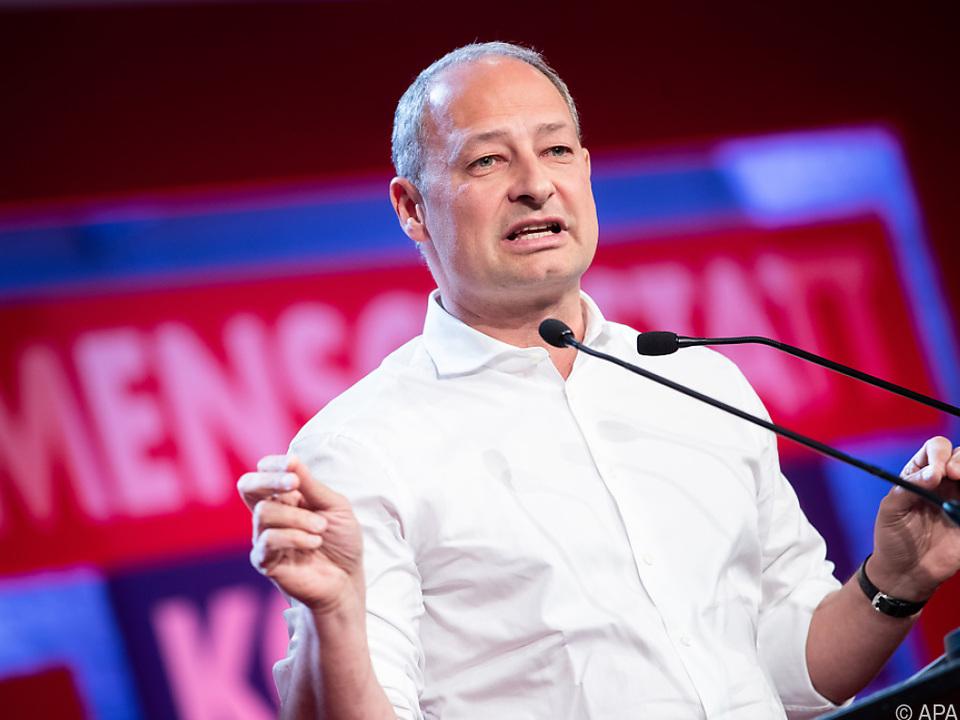 Andreas Schieder (SPÖ) will gegen Populisten angehen