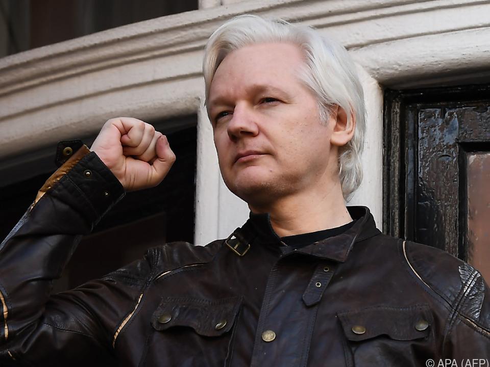 Assange soll in Schweden der Prozess gemacht werden
