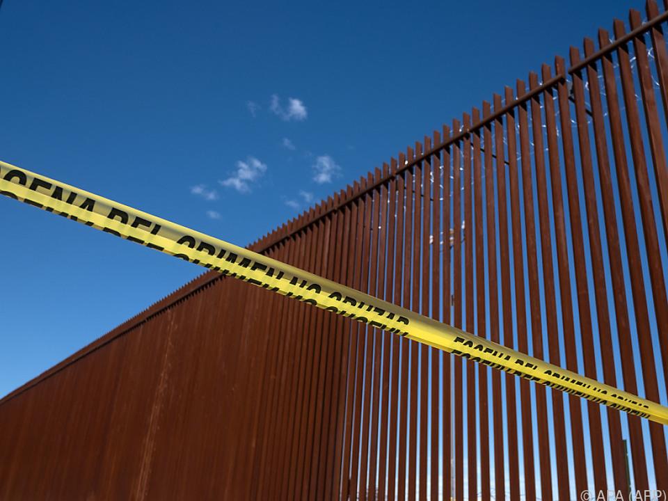 Asylbewerber müssen für die Dauer ihres Verfahrens in Mexico warten