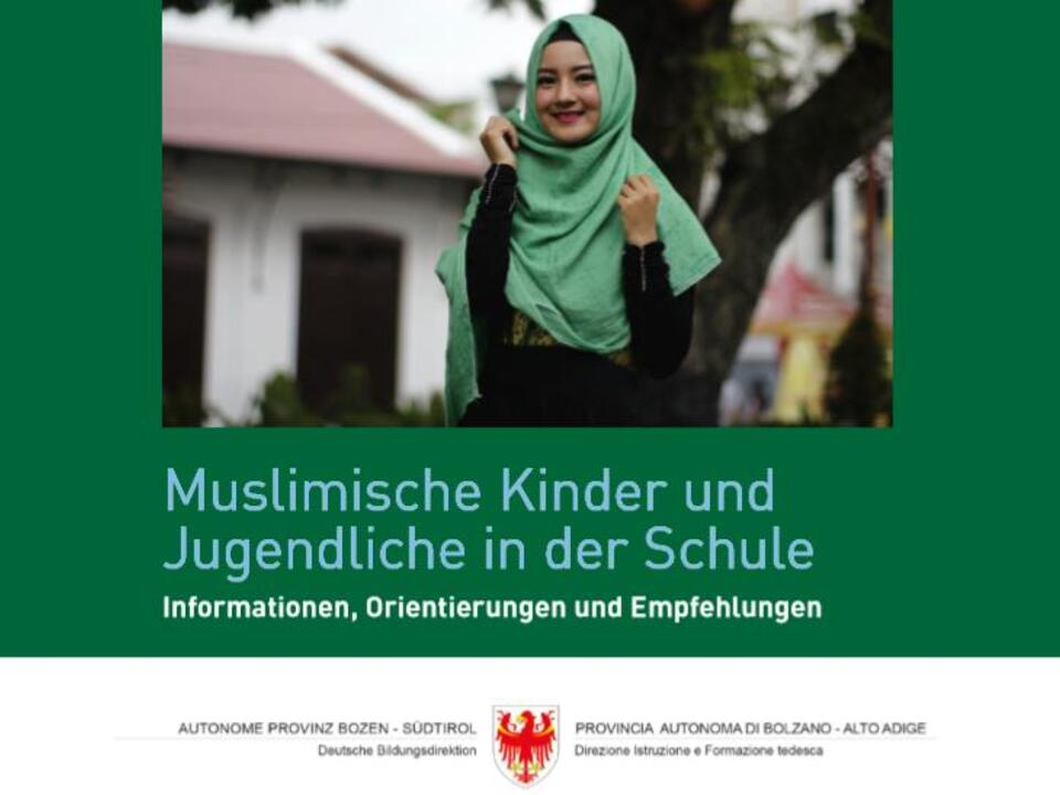 Autonome Provinz Bozen Deutsche Bildungsdirektion Screenshot