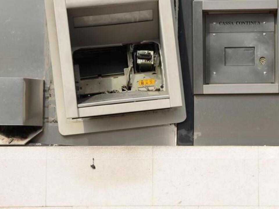 bankomat sprengung