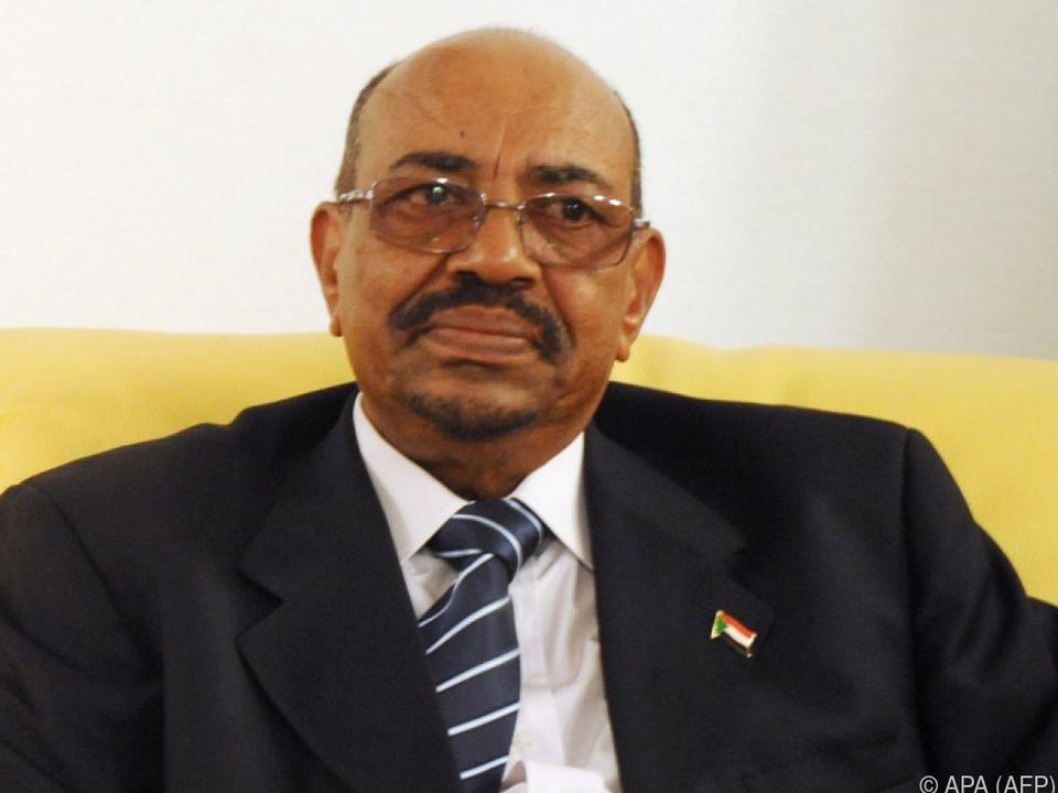 Bashir herrschte drei Jahrzehnte lang über den Sudan