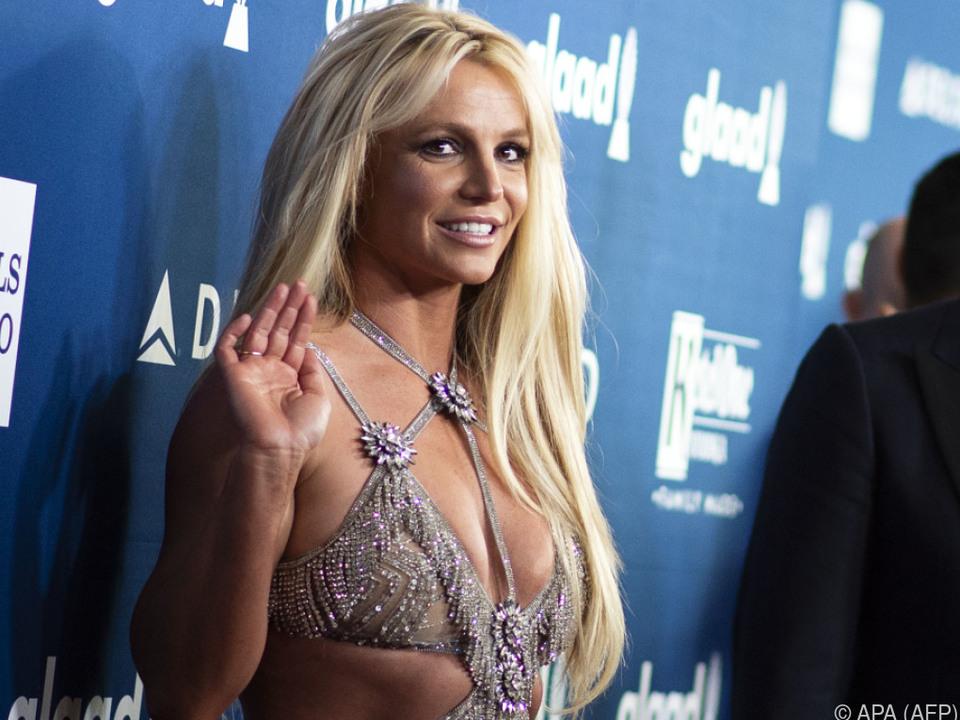 Britney Spears sorgt sich um ihren Vater