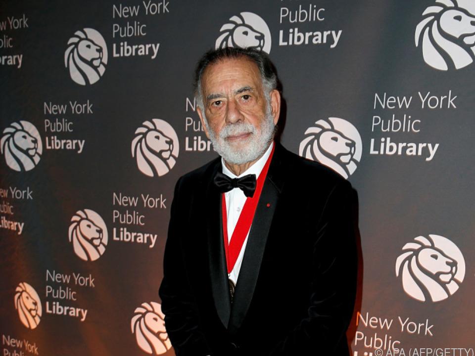 Coppola hat Risiken nie gescheut