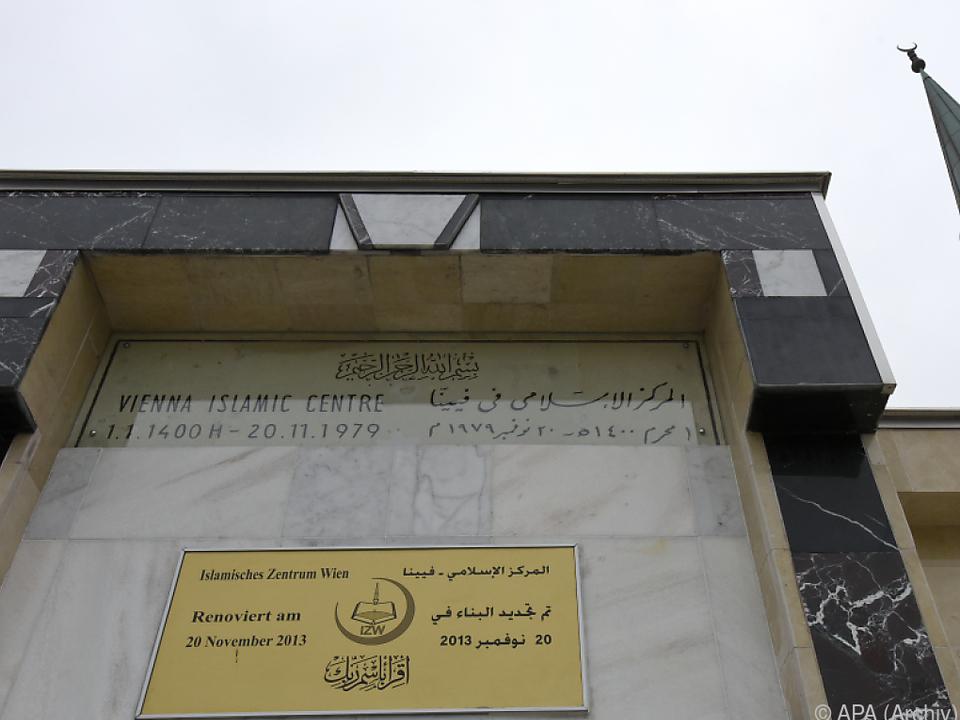 Das Islamische Zentrum war bereits zuvor in die Schlagzeilen geraten
