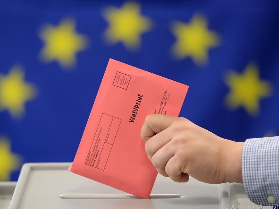 Das Projekt für die Europawahl sei noch im Entstehen