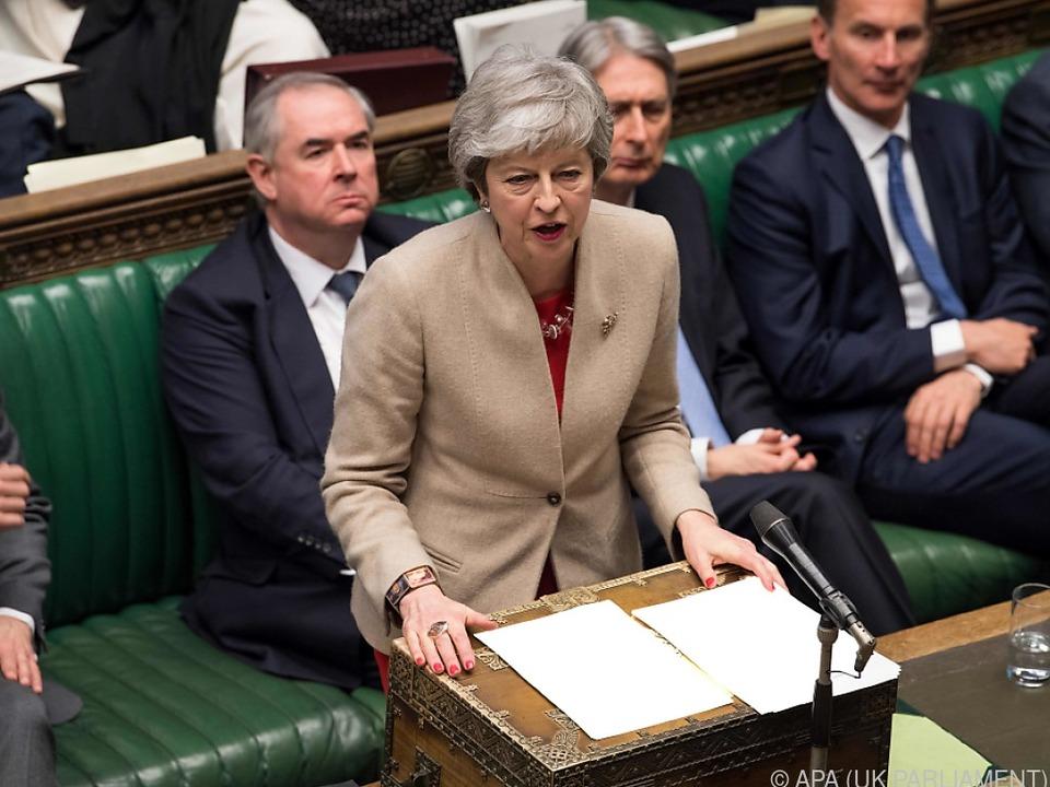 Das Ringen um einen geordneten Brexit dauert weiter an