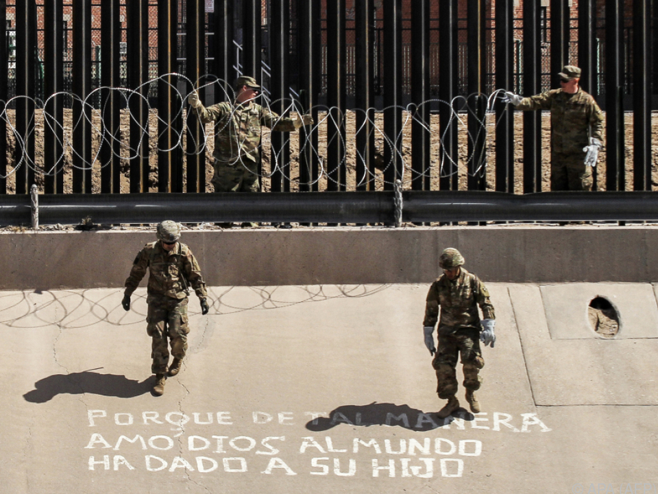 Der Dauerstreit mit Mexiko geht weiter