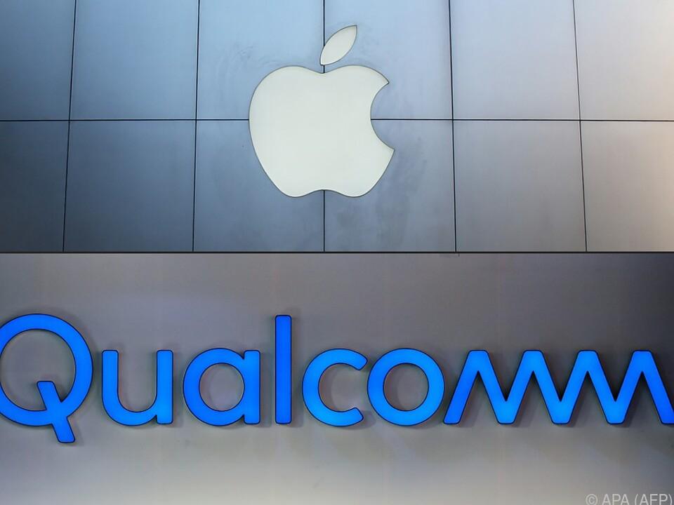 Der lange Patentstreit ist zu Ende, Apple zahlt Geld an Qualcomm