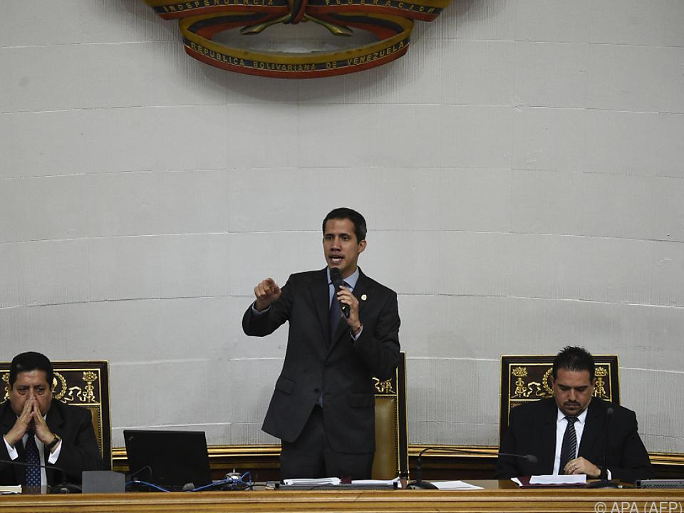 Der Oppositionsführer befürchtet seine Entführung