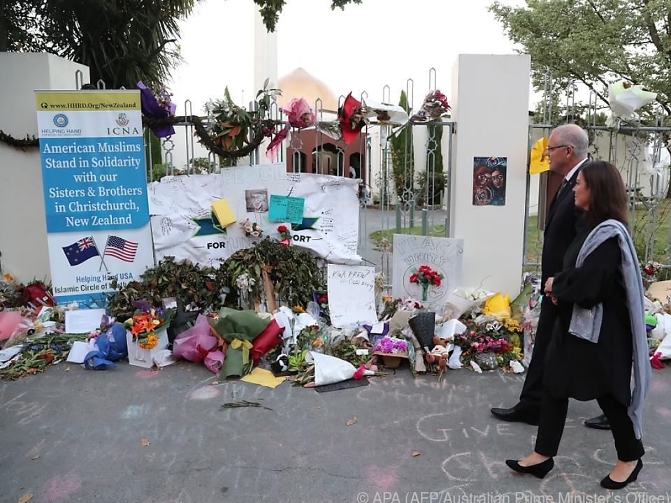 Die Attacke erschütterte Neuseeland