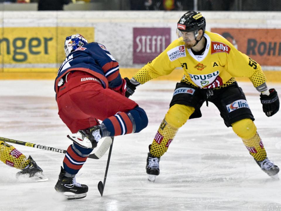 Die Capitals wollen Salzburg an den Rande des Aus drängen