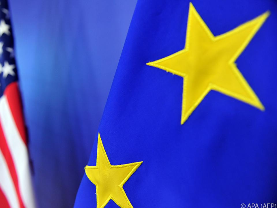 Die EU will auf die USA zugehen