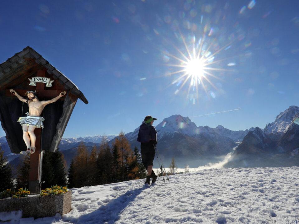 Die heimischen Berge forderten auch im vergangenen Winter weniger Opfer