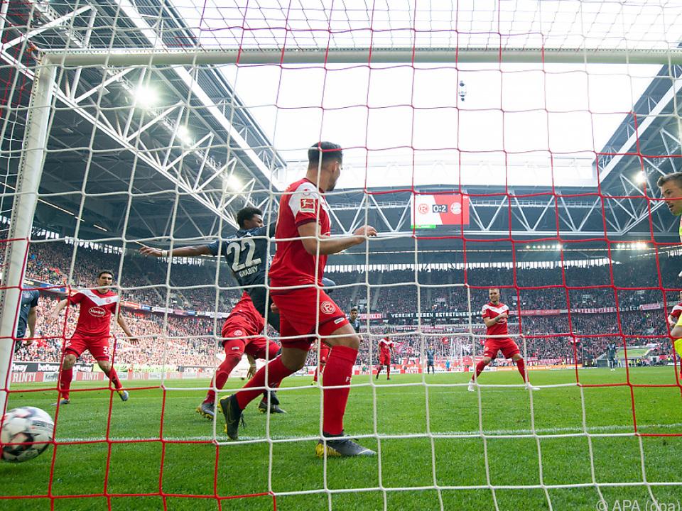 Die Münchner haben einen Punkt Vorsprung auf den BVB