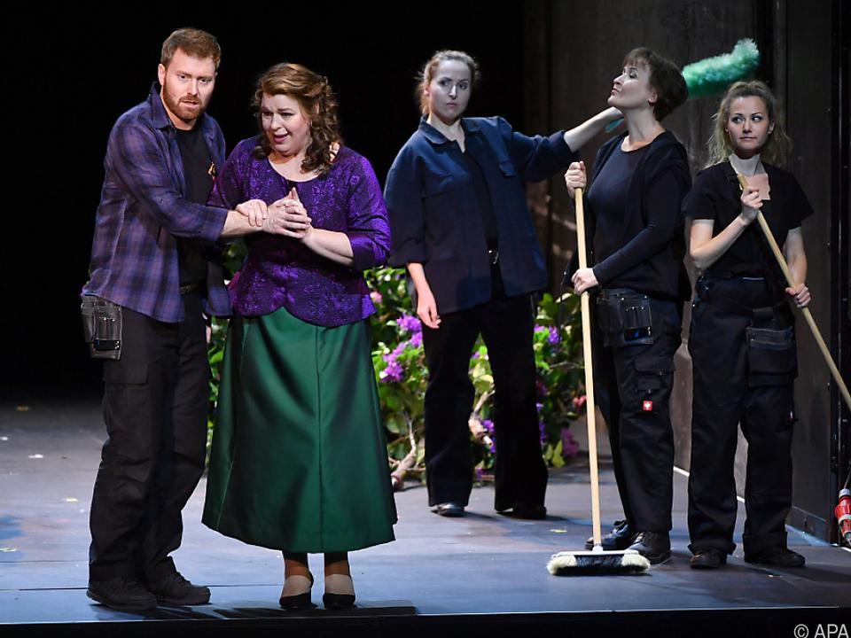 Diese große Oper war zuletzt 1975 im Festivalprogramm