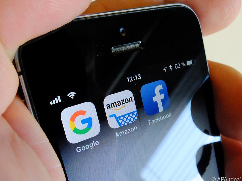 Digitalsteuer zielt auf Internetriesen ab