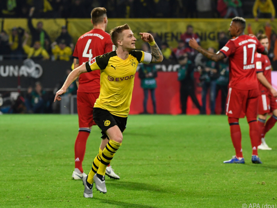 Dortmund will in Richtung Titel stürmen
