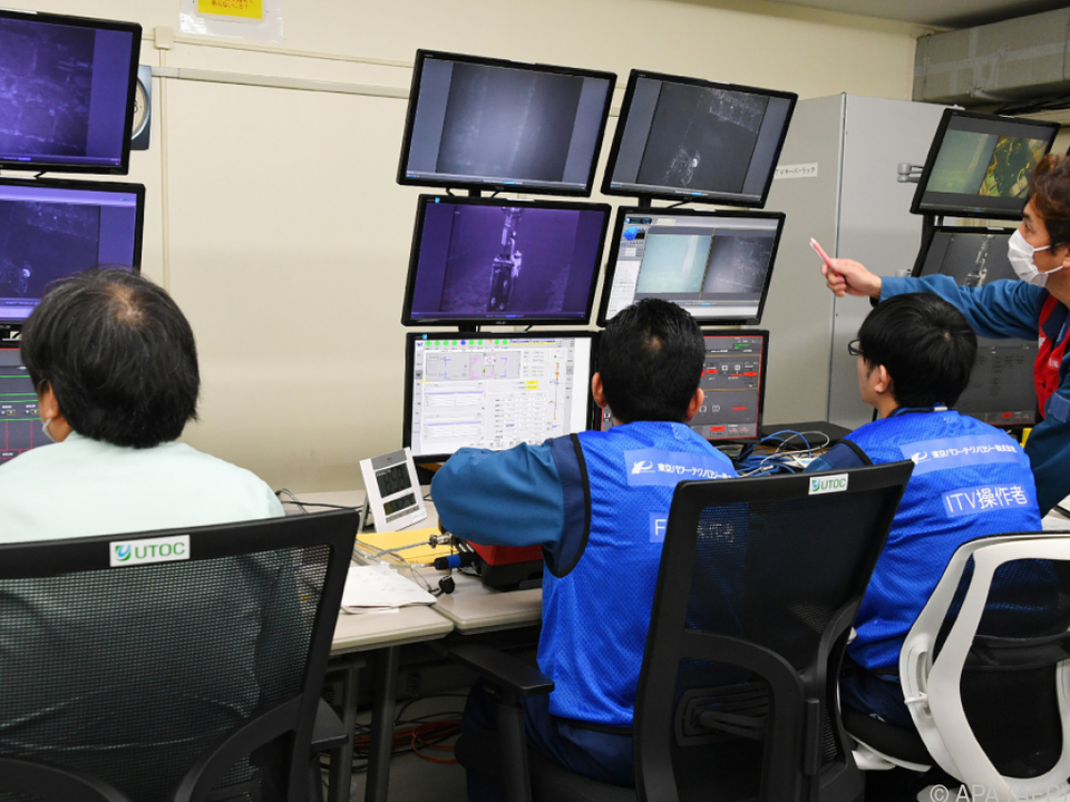 Entfernung von Kernbrennstoffresten in Fukushima hat begonnen