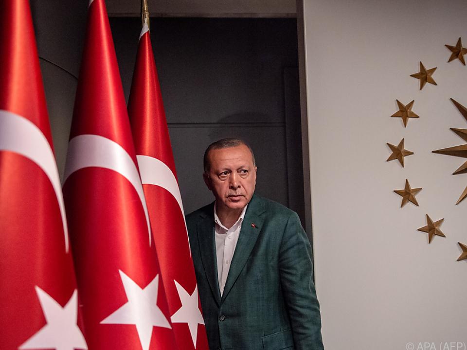 Erdogans Ergebnis ist jedoch nur vorläufig