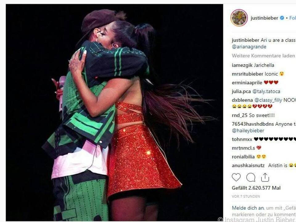 Coachella: Justin Biebers erster Auftritt seit gut zwei Jahren