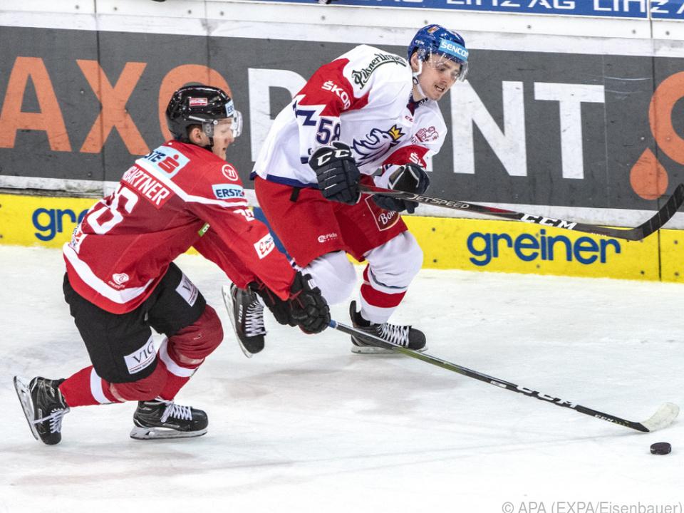 Euro Hockey Challenge: ÖEHV-Team holt Punkt gegen Tschechien