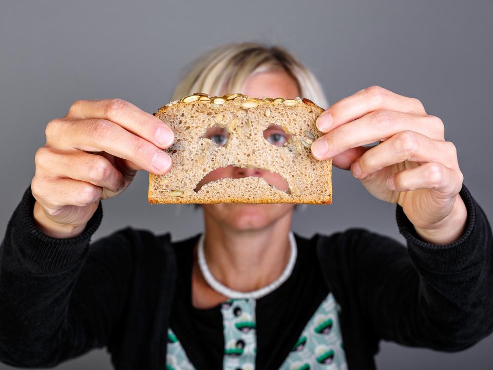 zöliakie glutenfrei brot ernährung unverträglichkeit