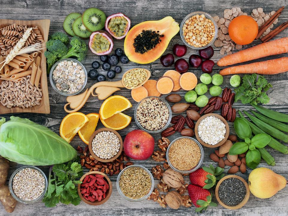 Hülsenfrüchte vitamine vital obst gesund lifestyle essen