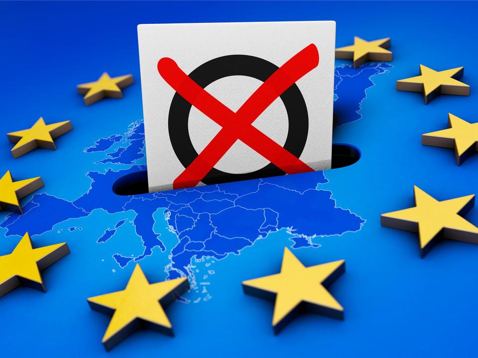 europawahl eu wahlurne
