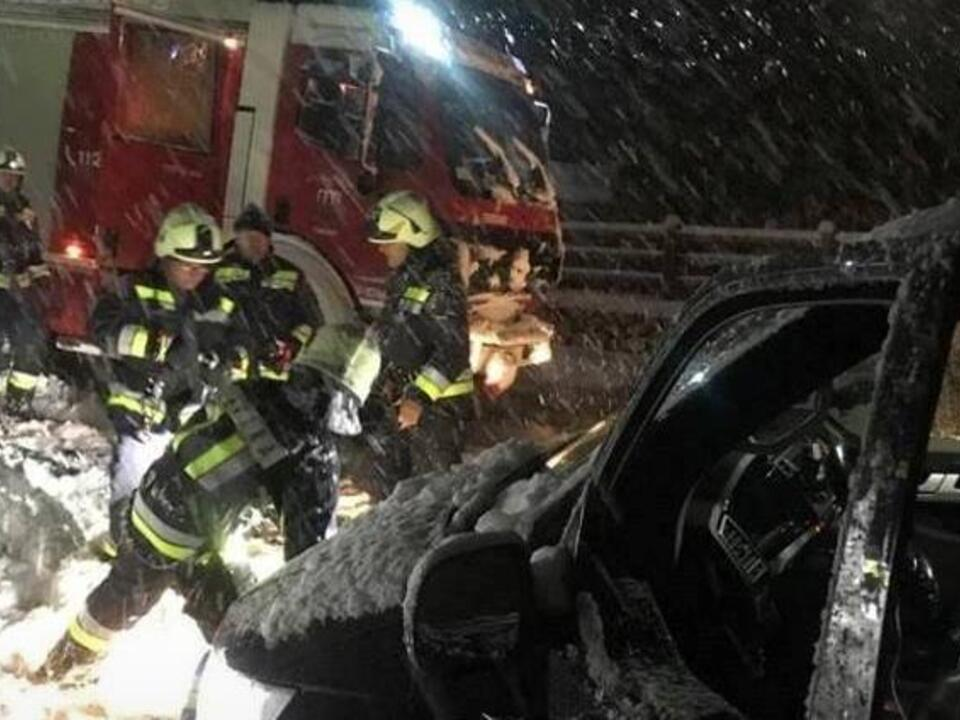 Freiwillige Feuerwehr Corvara