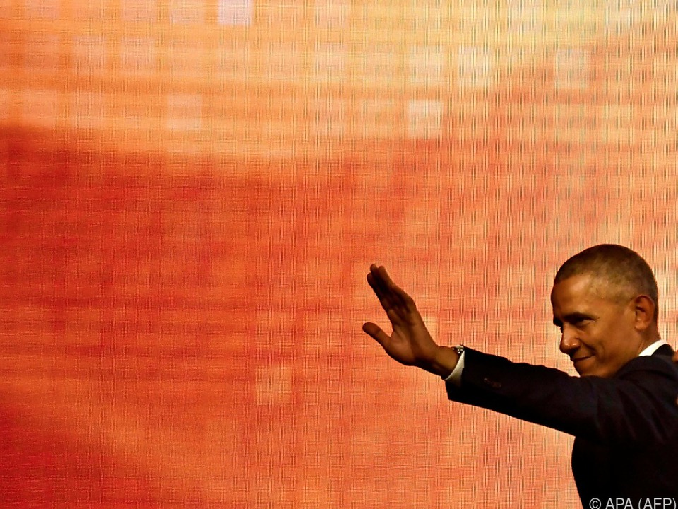 Für Obama war es wohl eine ziemliche Umstellung
