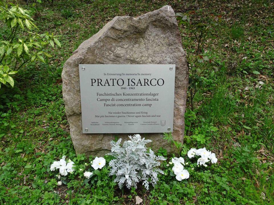 Gedenkstein KZ Blumau