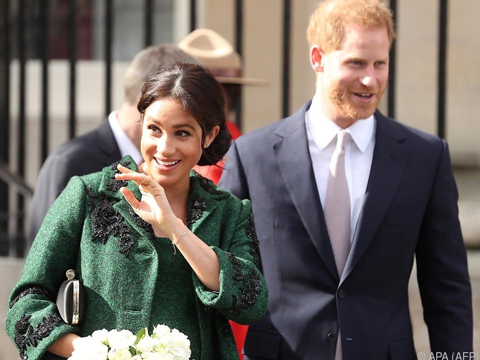 Gespanntes Warten auf den königlichen Nachwuchs