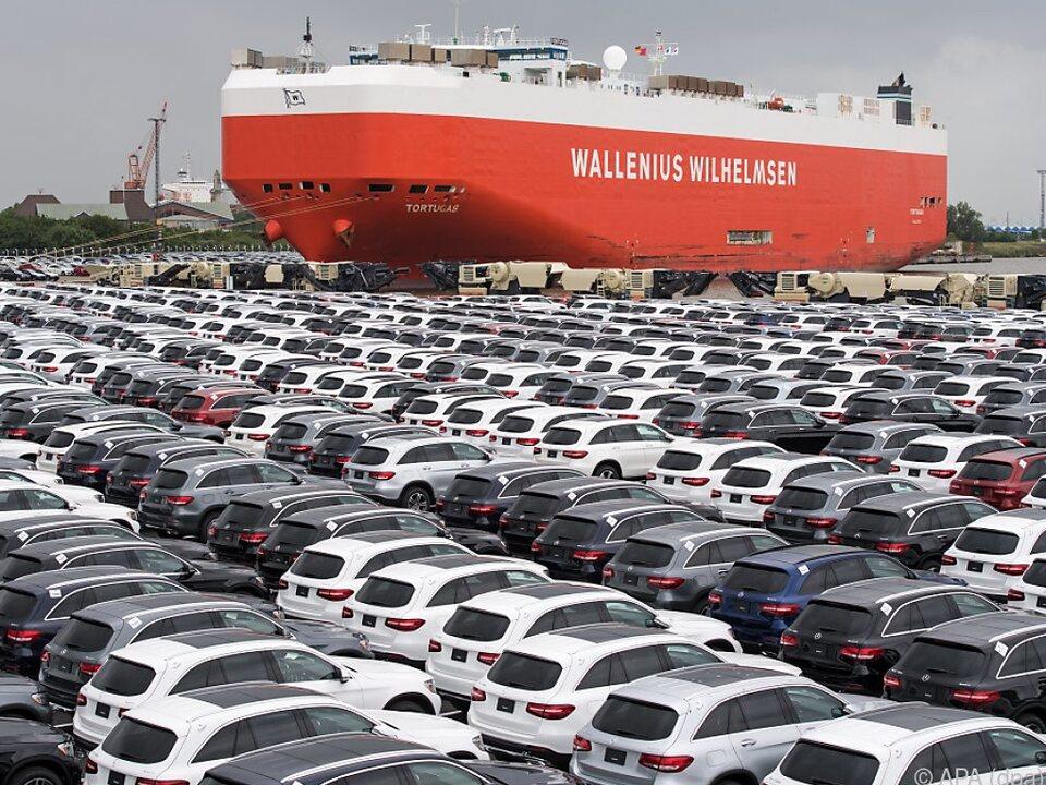 Handelskonflikt, höhere Zölle und neues Abgasprüfverfahren als Dämpfer