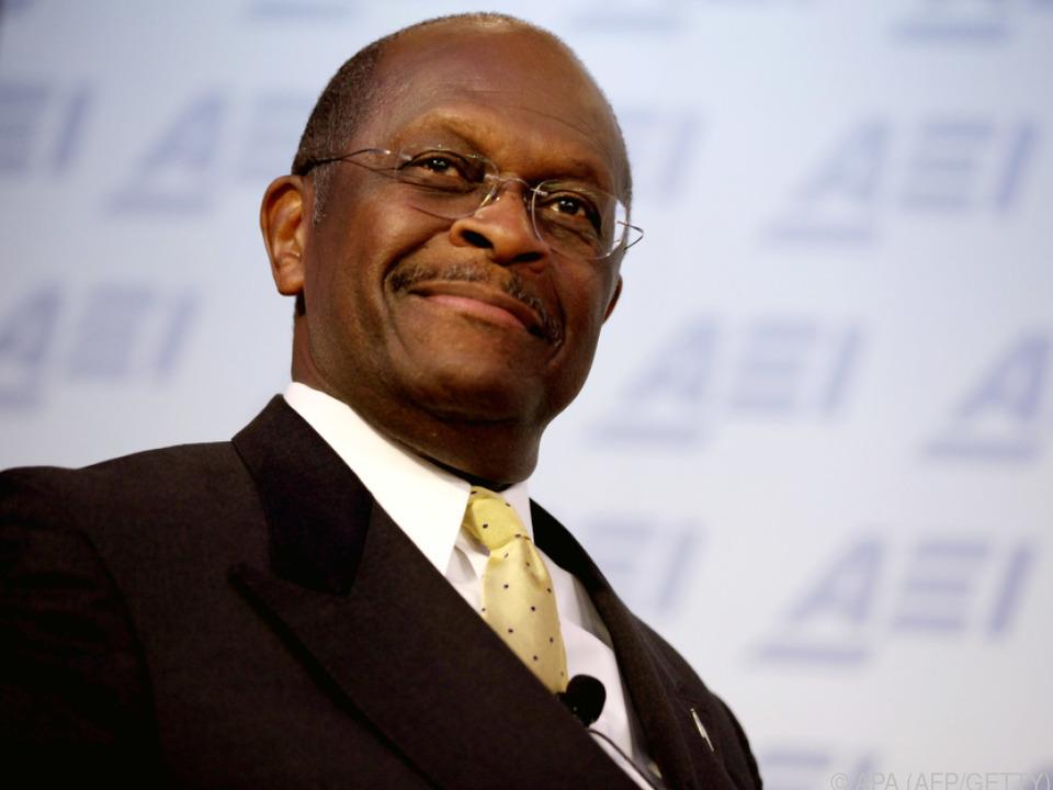 Herman Cain soll einen Fed-Posten einnehmen