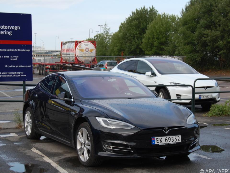 Ín Norwegen funktionierte der Umstieg auf Elektroautos sehr gut