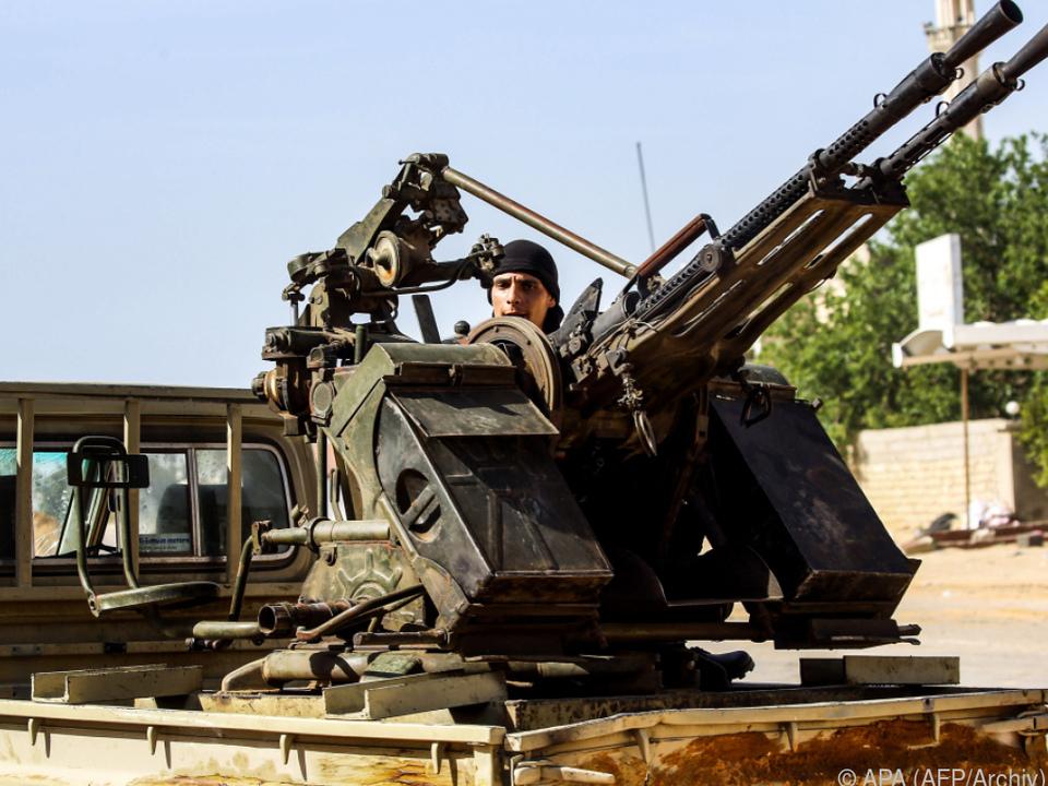 Kämpfe in Libyen geben international Anlass zur Sorge