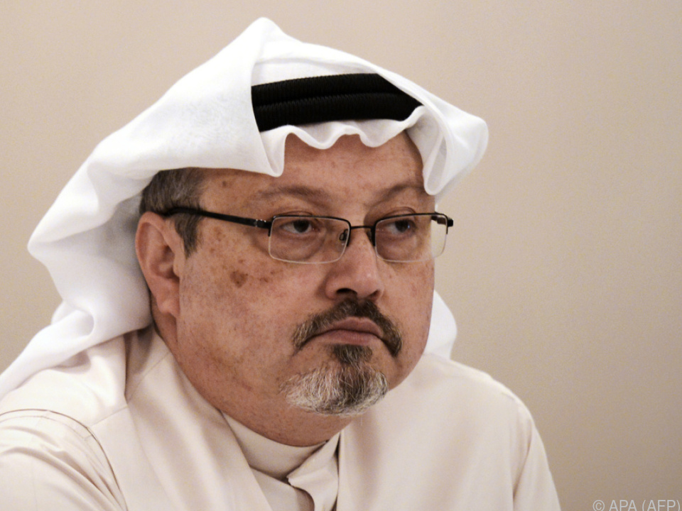 Khashoggi wurde im saudischen Konsulat in Istanbul ermordet