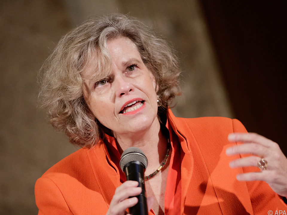KHM-Generaldirektorin Sabine Haag