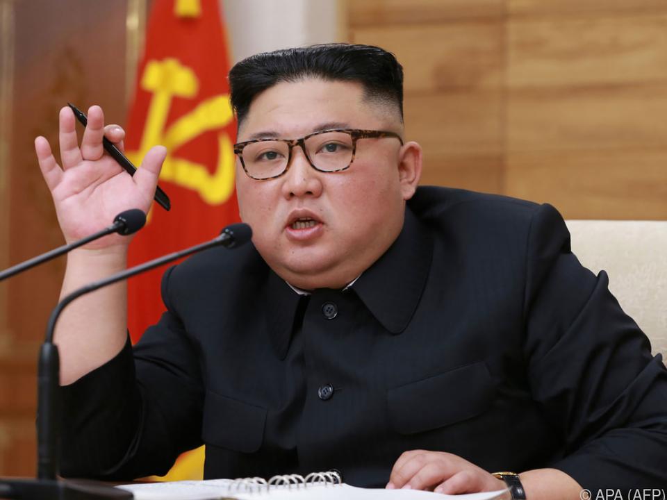 Kim Jong-un will auch gegen Parteiautorität vorgehen