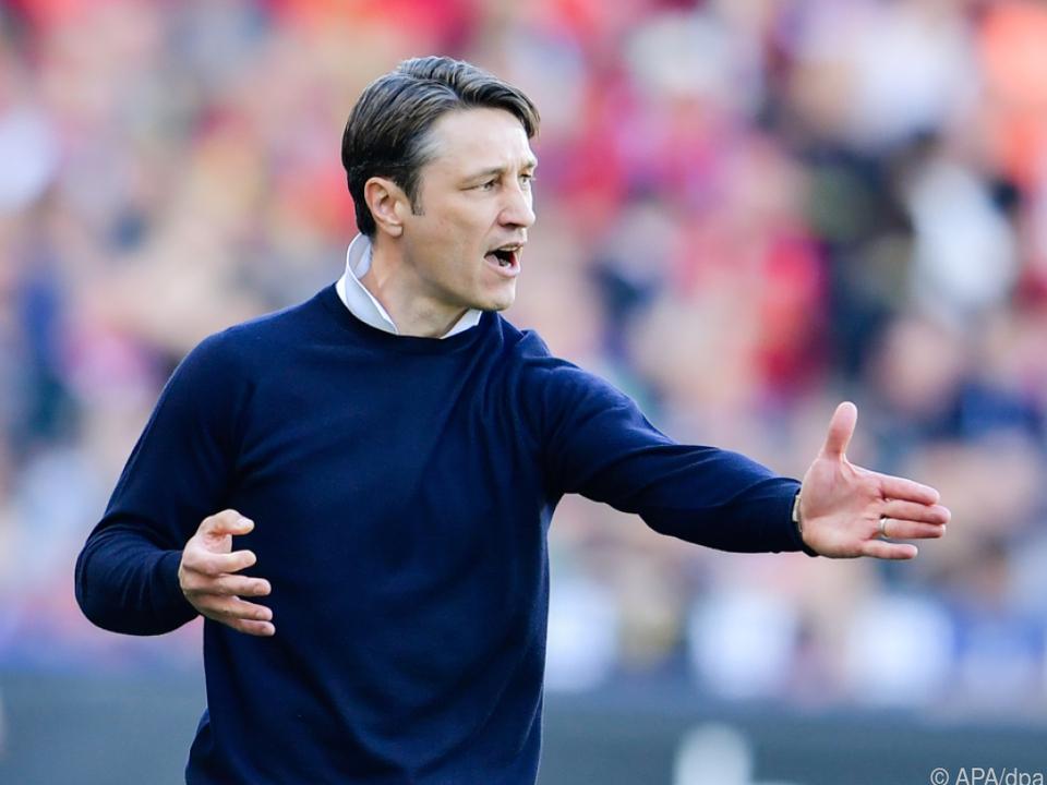 Kovac will sich erstmal auf das Spiel gegen Heidenheim konzentrieren