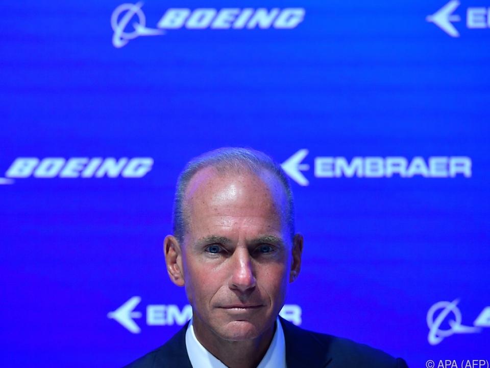 Laut Boeing-Chef Muilenburg werden solche Unfälle nie mehr passieren