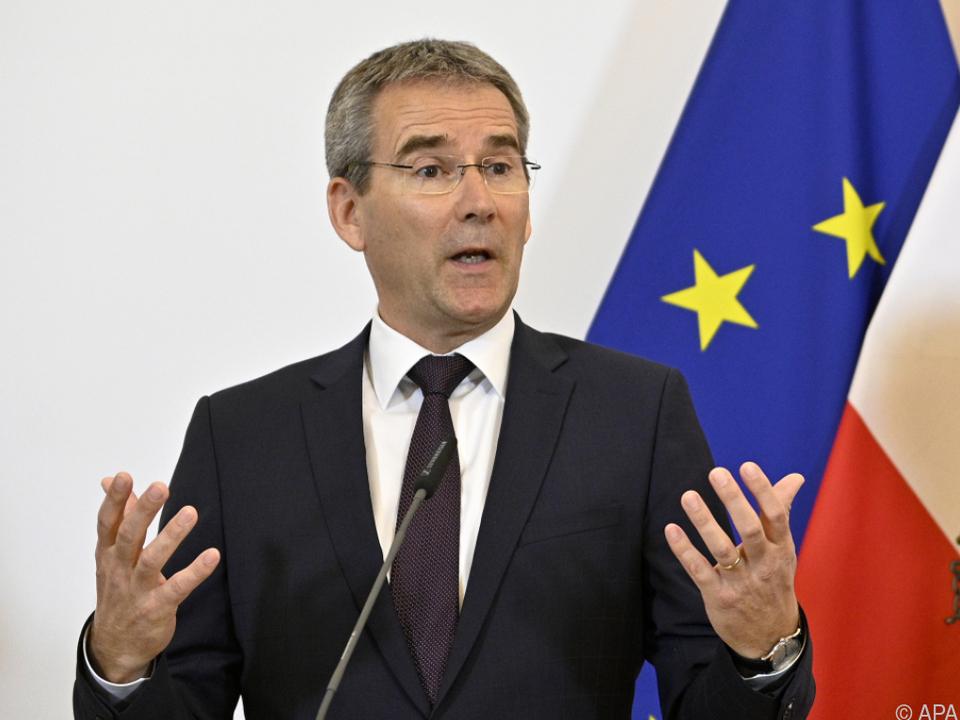 Löger verriet Details zum Ausbau des Weltbankstandortes in wien