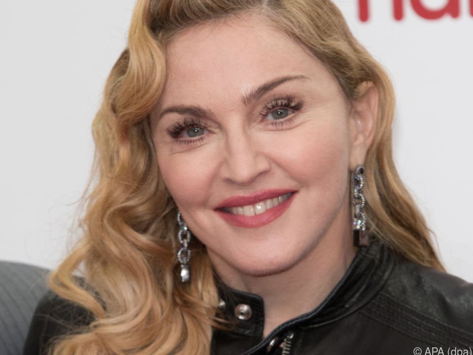 Madonna könnte den Song Contest beehren